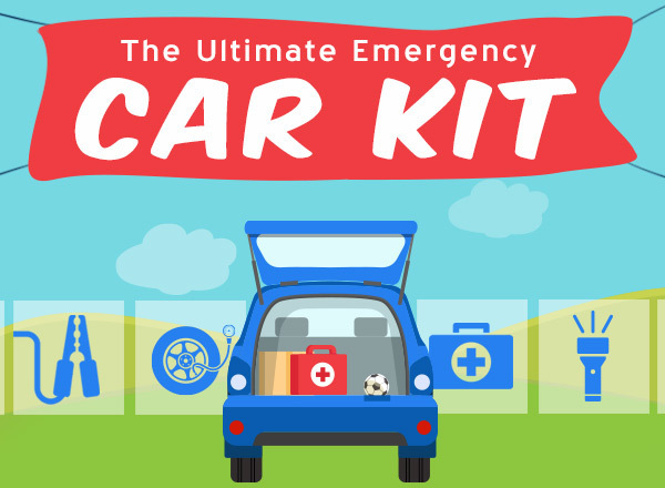 How to Pack the Ultimate Emergency Car Kit