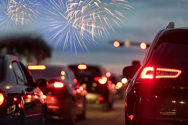 8 Fourth of July Road Safety Tips